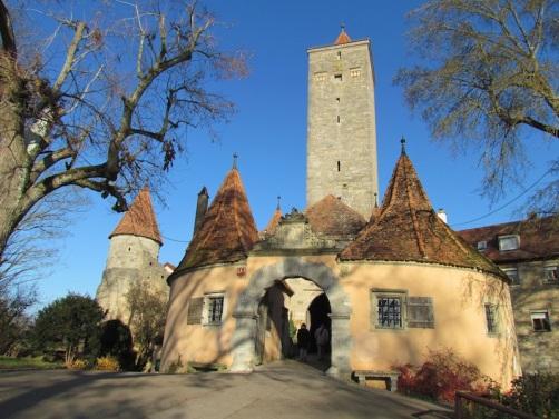 rothenburg-town-gate