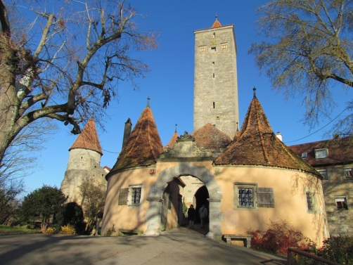 rothenburg-town-gate