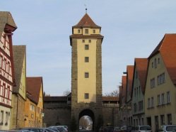 rothenburg-town-tower